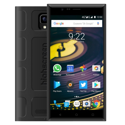 Ремонтируем Highscreen Boost 3 SE Black